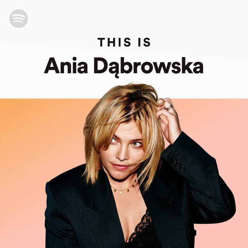This Is: Ania Dąbrowska