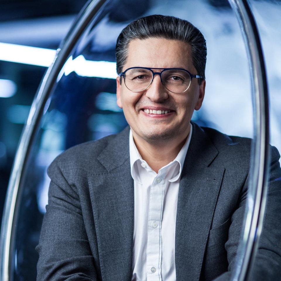 Sławomir Stępniewski, CEO Dentsu Aegis Network Polska