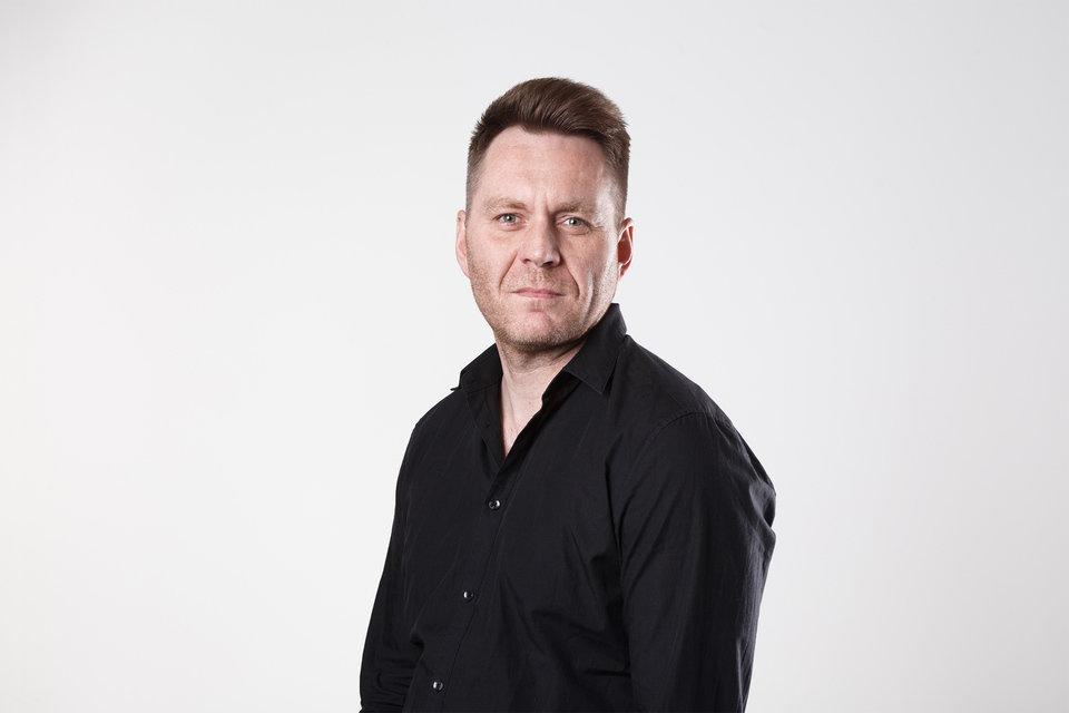 Mariusz Drzewiecki, studio director, Isobar Polska