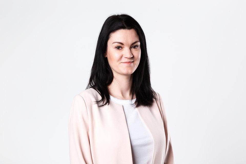 Marta Głowacka, strategy planner, Isobar Polska