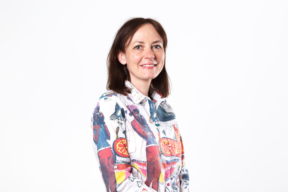 Barbara Puczyłowska, senior strategy planner, Isobar Polska