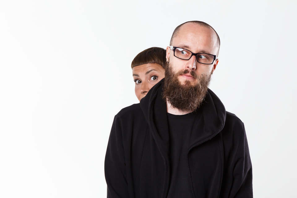 Agnieszka Węglarska (senior art director) & Łukasz Pyrka (senior copywriter), Isobar Polska
