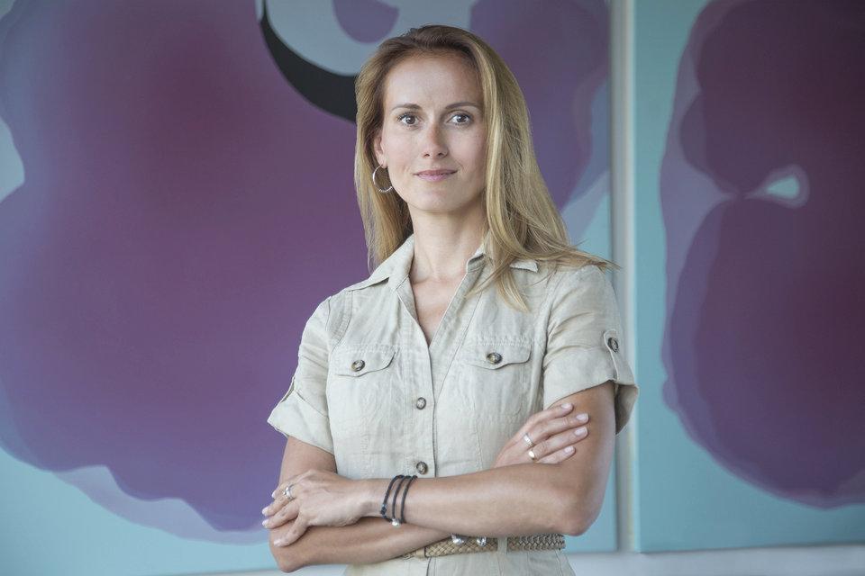 Sylwia Tygielska, client service director, Isobar Poland Group
