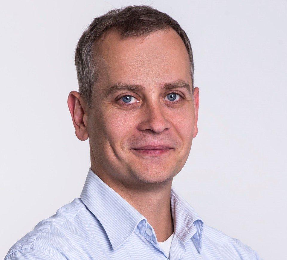Andrzej Kaczmarczyk, head of technology<br>Isobar Poland Group
