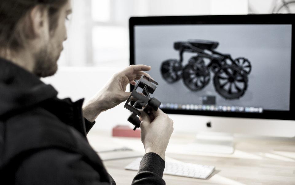 Projektowanie i wydruk w technologii SLS<br>