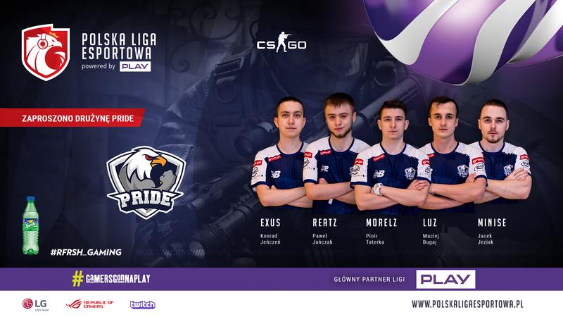 CS:GO Zaproszeni - Pride