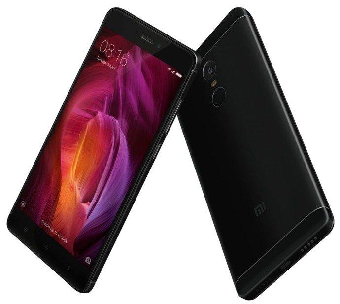 Pojemna bateria - Xiaomi Redmi Note 4