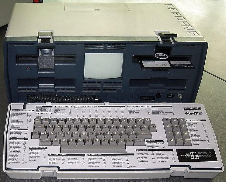 Osborne 1 - pierwszy przenośny komputer