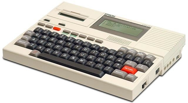 Epson HX-10