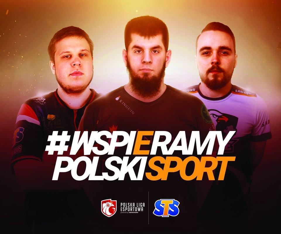 #wspieramypolskisport