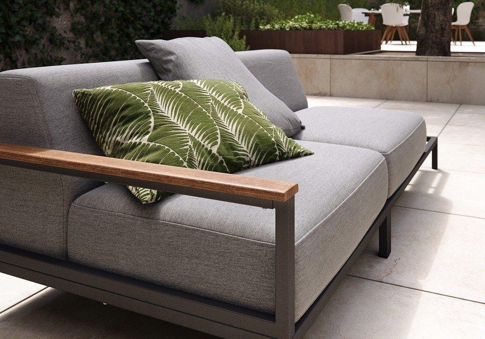 Sofa ogrodowa Rome (moduły 300 + 350) , cena 11.690,-