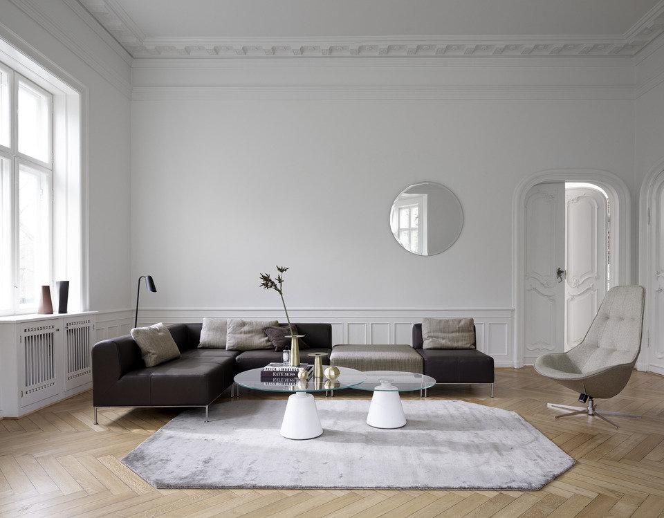 Sofa narożna Miami z pufem, cena od 21.290,-