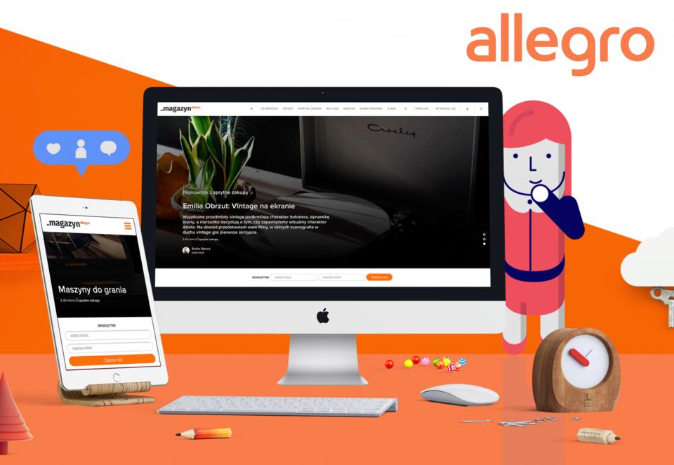Allegro Magazine<br>
