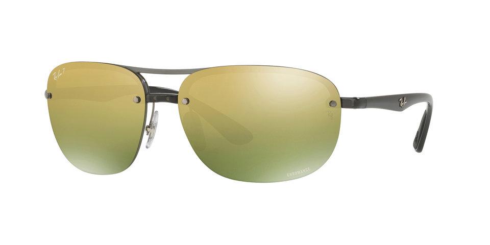 057e6cfa54a854 W kolekcji pojawiła się też nowoczesna interpretacja kultowych okularów w  stylu Jackie Kennedy, a także model z lekkimi, bezramkowymi oprawkami. Ray- Ban® ...