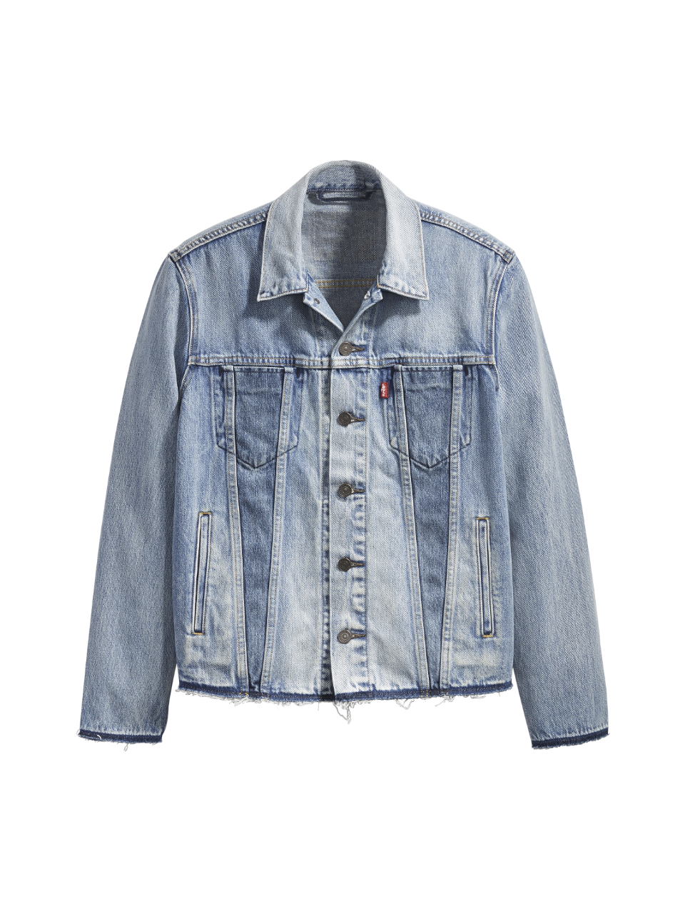 Altered Trucker Jacket