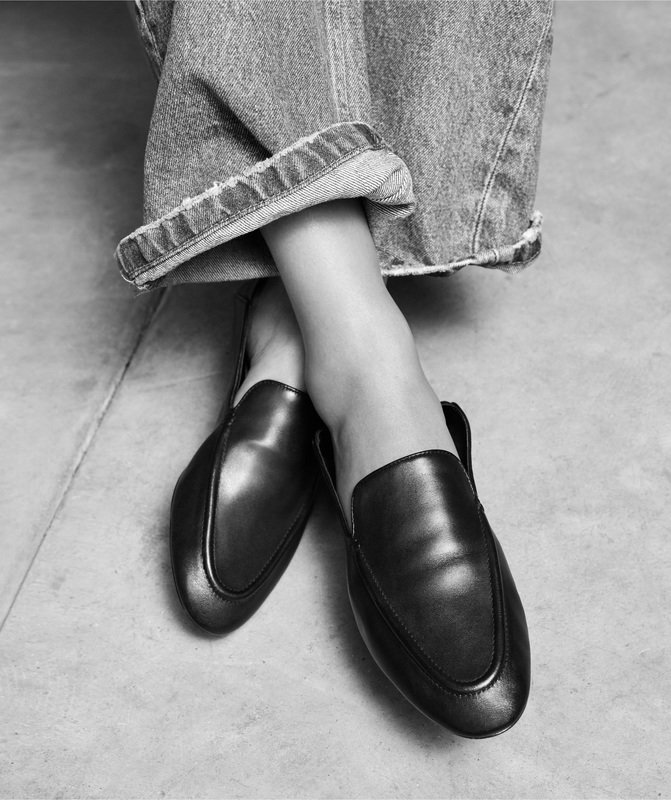 THE LEATHER LOAFERS