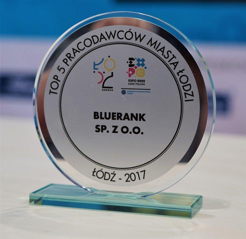 Nagroda Bluerank.JPG