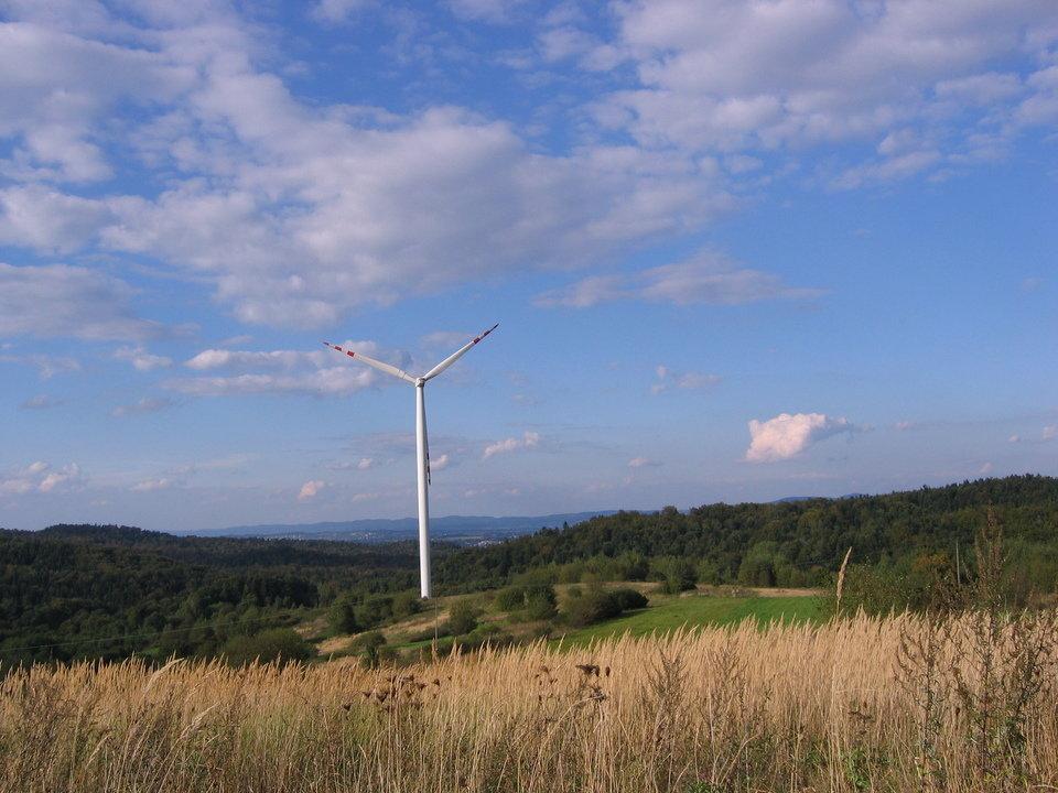 Farma wiatrowa<br>