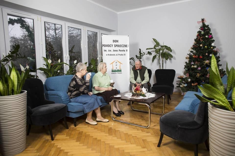 Dom Pomocy Społecznej im. św. Jana Pawła II<br>