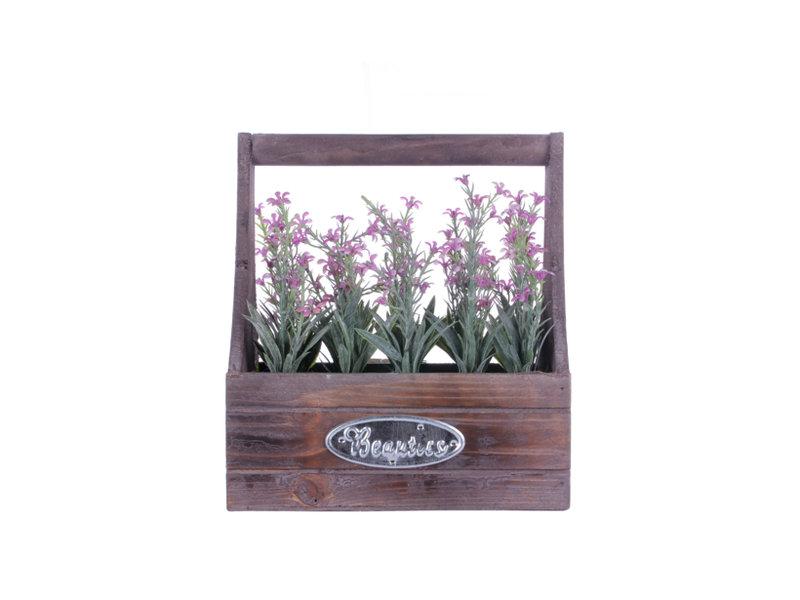 Agata SA_Kwiat sztuczny w doniczce drewnianej.JPG