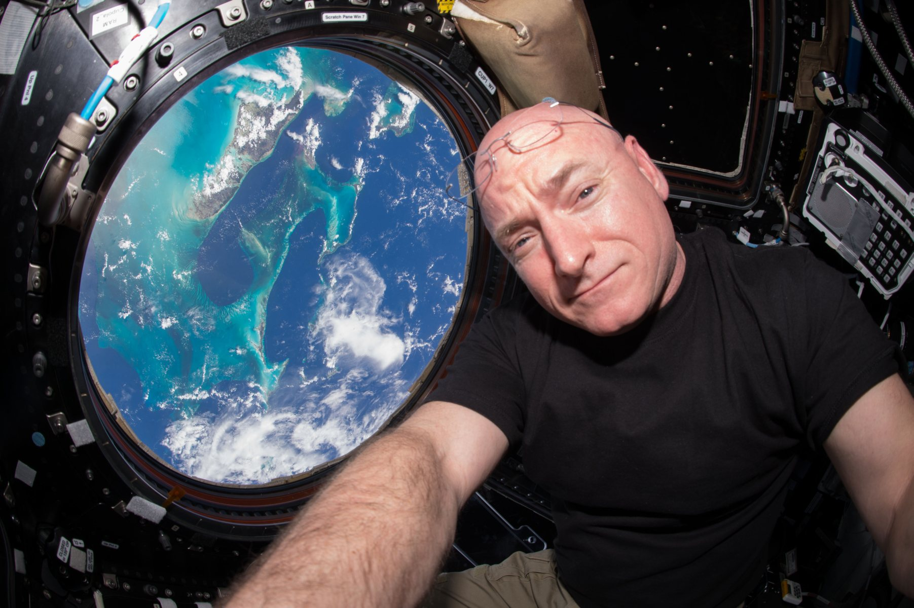 Rok w kosmosie