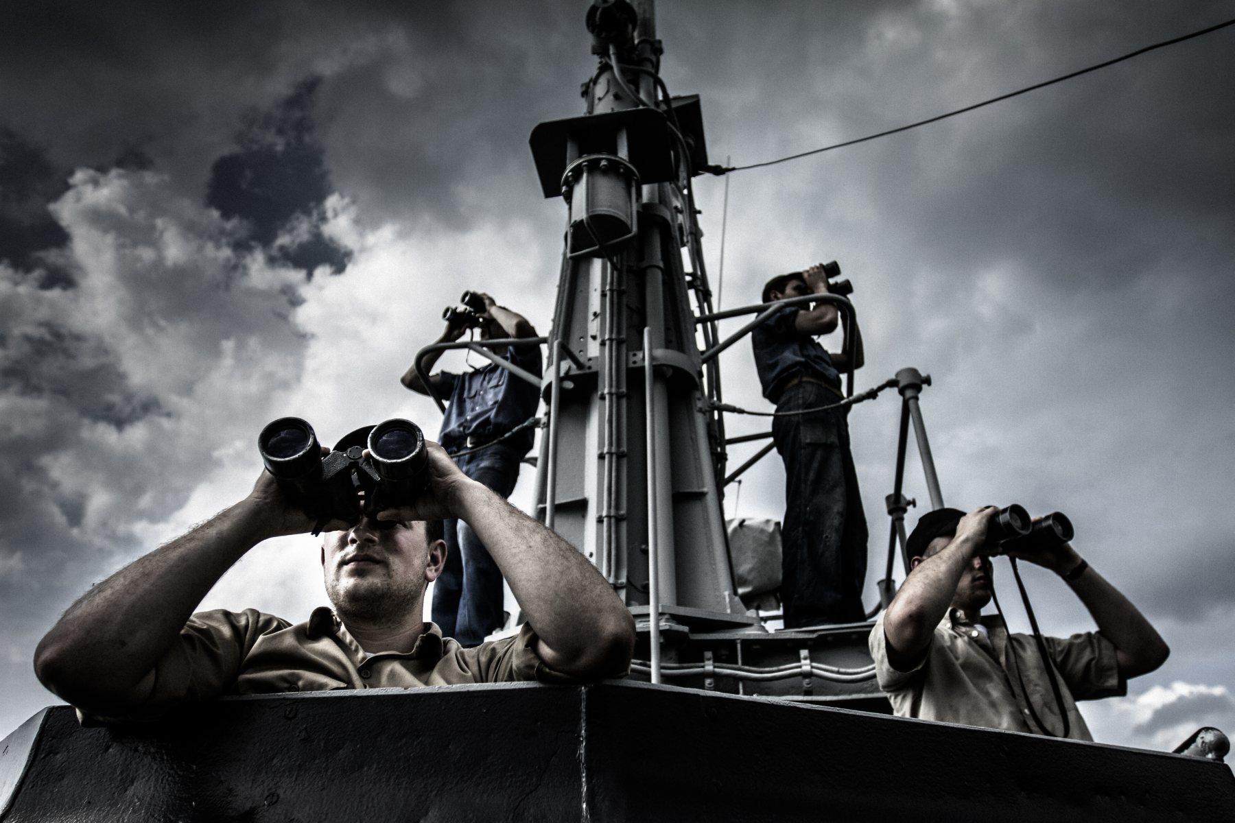 Piekło pod wodą: II wojna światowa
