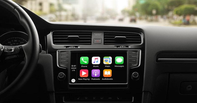 CarPlay. Źródło: www.apple.com