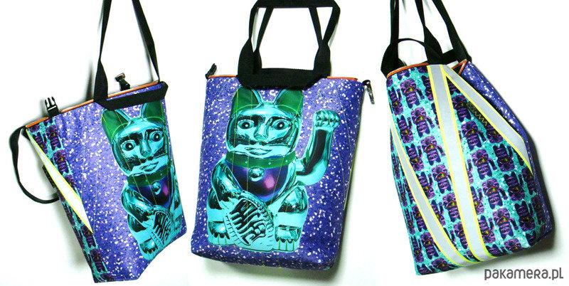 Torba MIMA bags. Źródło: pakamera.pl