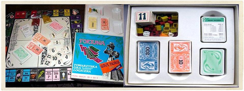 """Gra """"Fortuna"""". Źródło: nostalgia.pl"""