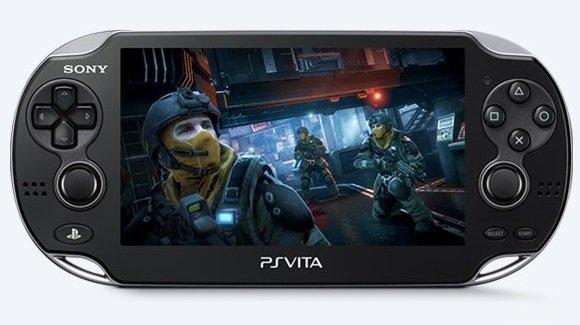 PS Vita. Źródło: materiały prasowe Sony