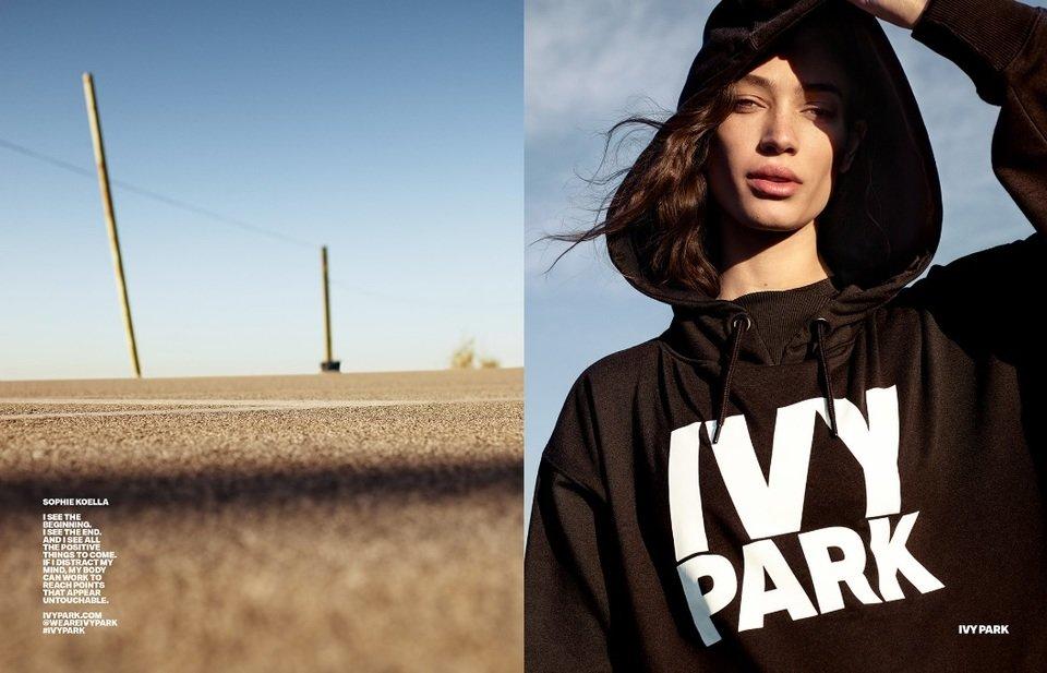 Fot. materiały prasowe Ivy Park Beyonce. Źródło: ivyparc.com