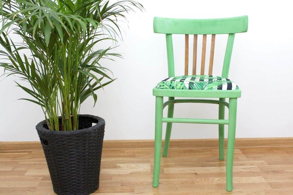 Na zdjęciu: krzesło dżungla. Źródło: refreszing.pl