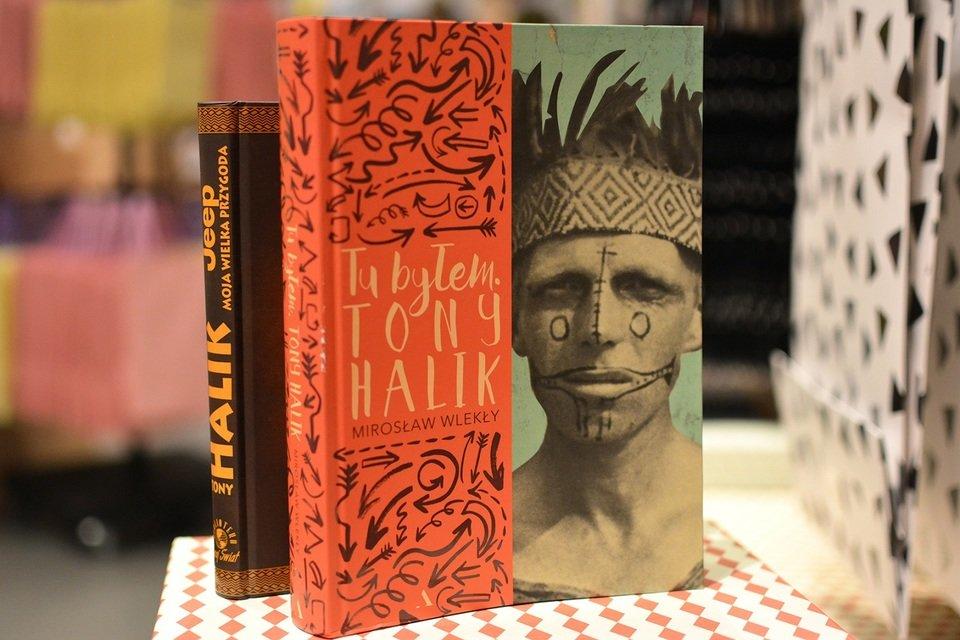 """Popularność Halika była tak duża, że jego nazwisko przeniknęło do świata graffiti w formie napisu """"Byłem tu. Tony Halik""""."""