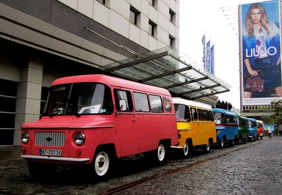 Pierwsze egzemplarze nysy trafiły do szczęśliwych użytkowników w 1958 roku. Do 1994 roku wyprodukowano 385 tys. egzemplarzy. Fot. Rafał Patla, Adventure Warsaw.