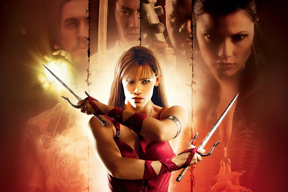 Na zdjęciu: Jennifer Garner jako Elektra. Fot. Warner Bros Pictures