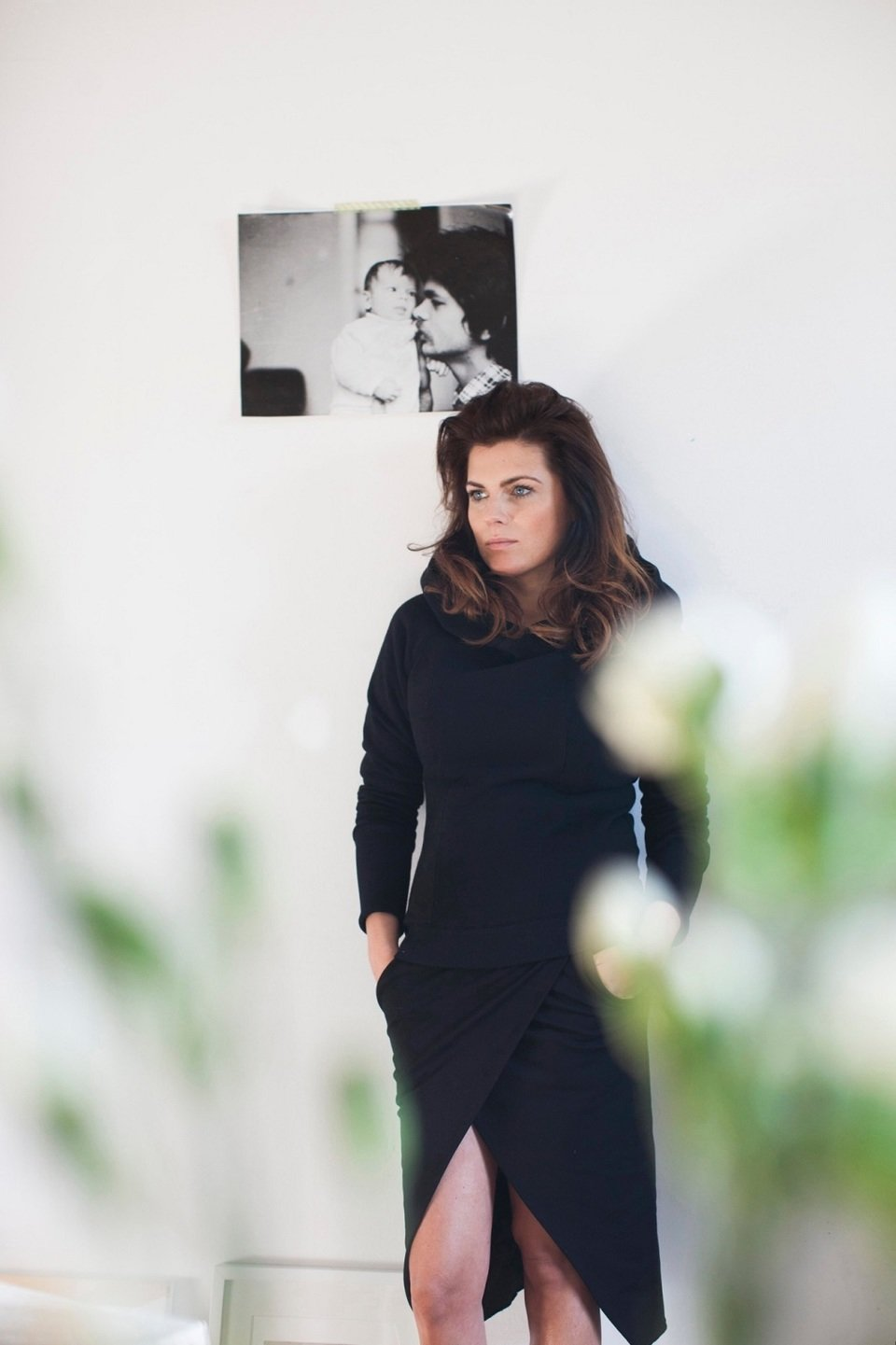 Na zdjęciu: Antonina Samecka. Fot. RISK made in Warsaw