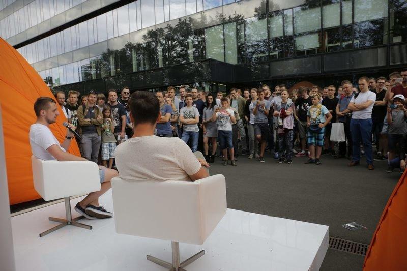 Allegro Tech Days – święto technologii w Poznaniu_1.JPG