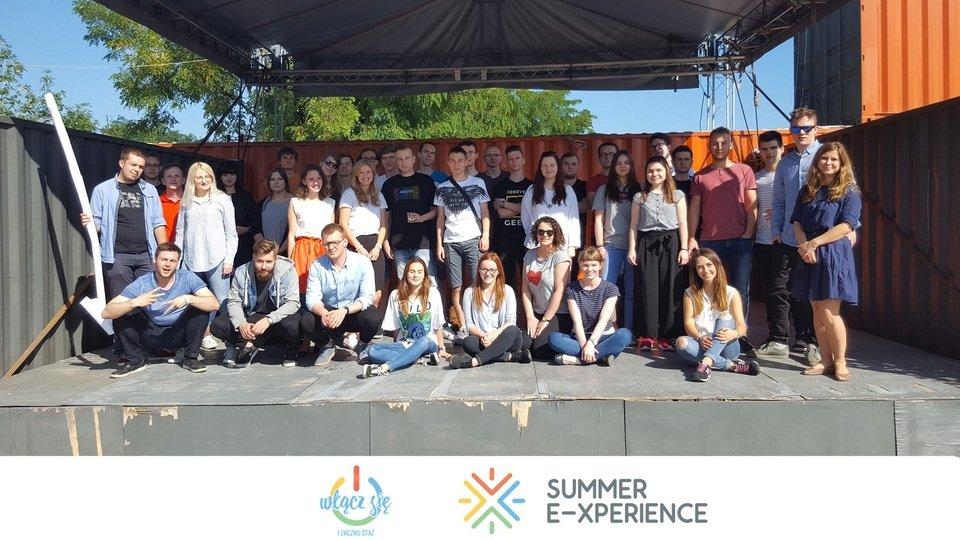 Coś się kończy, coś zaczyna, czyli finał programu stażowego Summer e-Xperience 2017_2.jpg
