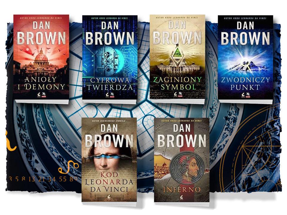 Wydanie każdej powieści Dana Browna jest wydarzeniem. W Polsce, podobnie jak na całym świecie, cieszą się one ogromną popularnością.