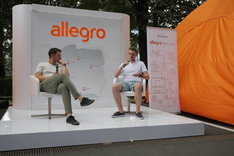 Rozmowy z ekspertami są elementem Strefy Nowych Technologii podczas Allegro Tech Days.jpg