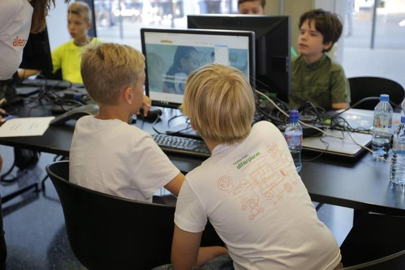 Warsztaty Allegro Tech Kids z programowania .jpg