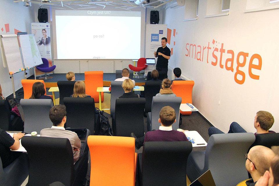 Warsztaty UX w Smart Space Toruń