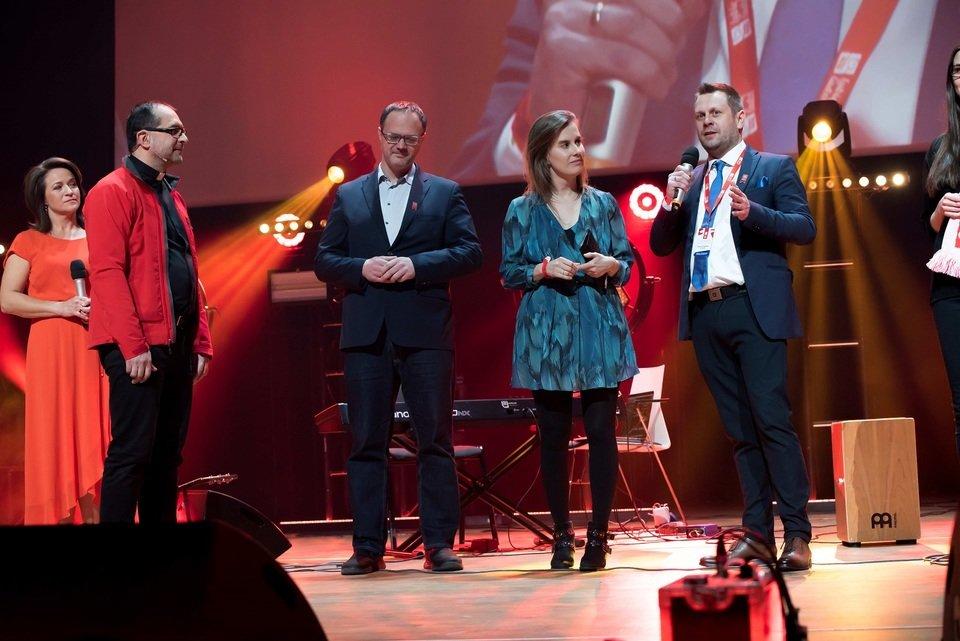 Wśród wyróżnionych nagrodą specjalną znaleźli się również Katarzyna Paliwoda z Facebooka oraz Andrzej Targosz z firmy Eventory.