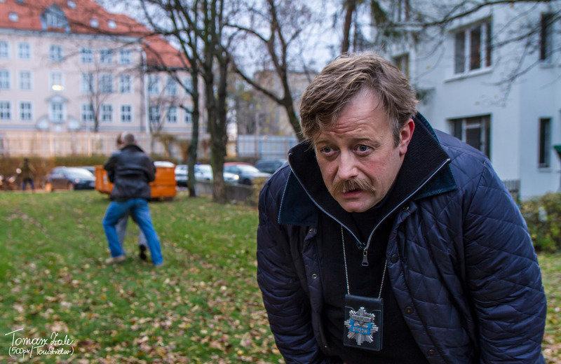"""Kadr z teledysku """"Mój jest ten kawałek podłogi"""". Fot. Tomasz Żak"""