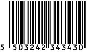 EAN to unikatowy kod produktu składający się m.in. z 12 cyfr i 1 cyfry kontrolnej (EAN-13)