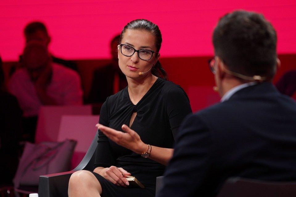 Magdalena Piech, ekspertka ds. regulacyjnych w Allegro, mówiła o ekosystemie Allegro.