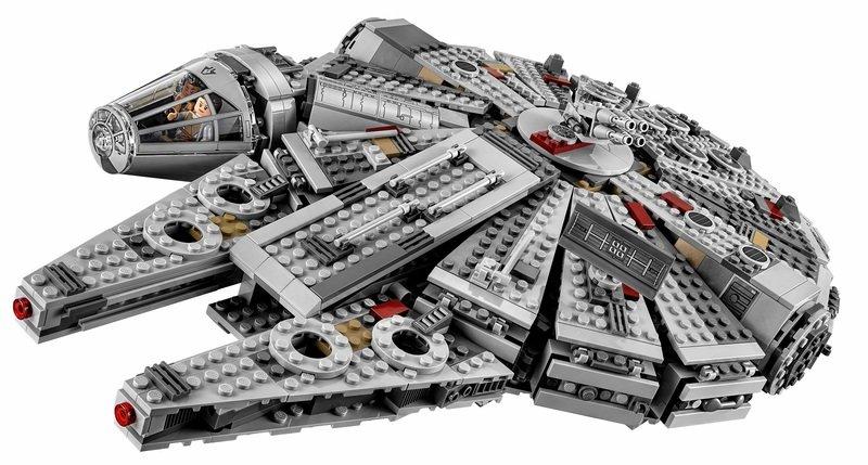 Milennium Falcon, Lego Star Wars
