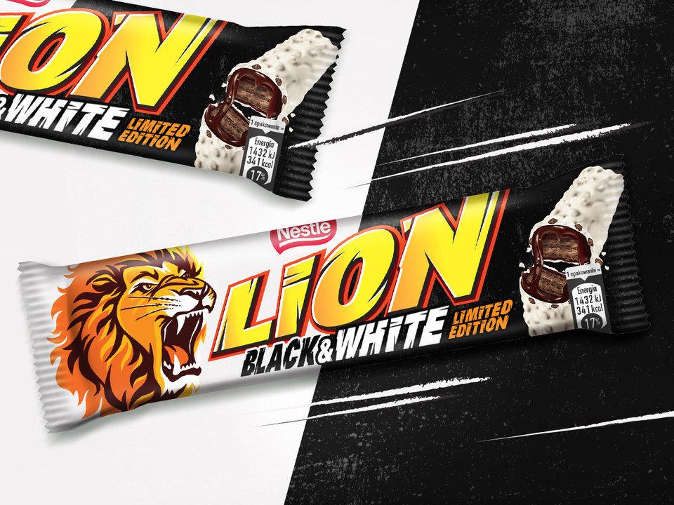 limitowana edycja Lion<br>