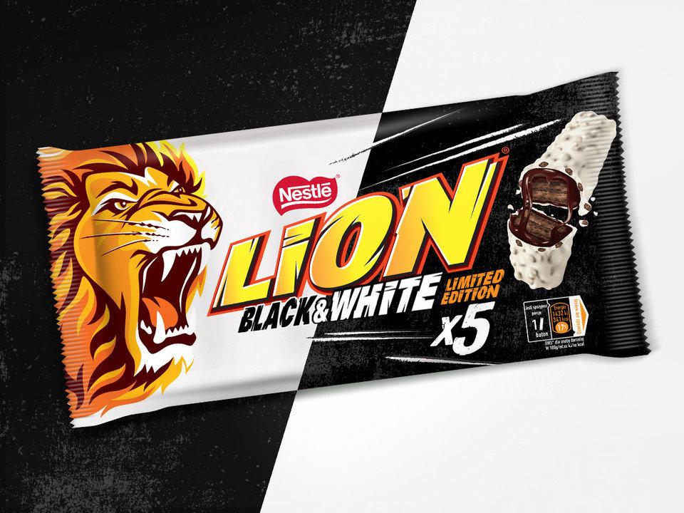 limitowana edycja Lion/multipack<br>
