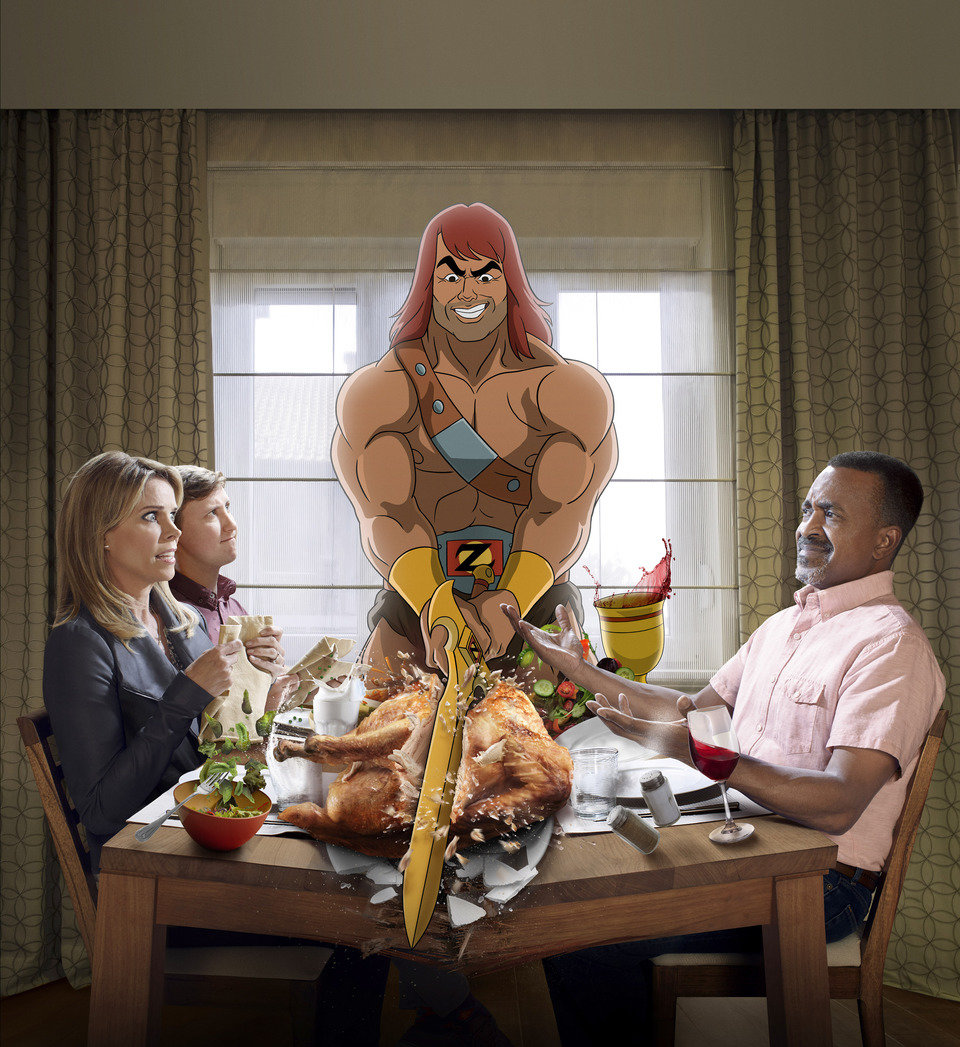 SON OF ZORN TM & © 2016-2017 Fox and its related entities. All rights reserved.
